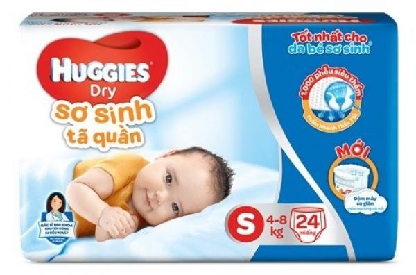 Hướng dẫn cách chọn bỉm tã lót tốt cho trẻ sơ sinh cho các bà mẹ