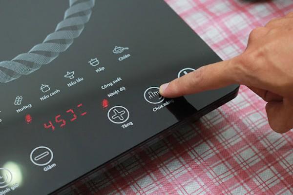 Hướng dẫn cách điều chỉnh nhiệt độ bếp từ