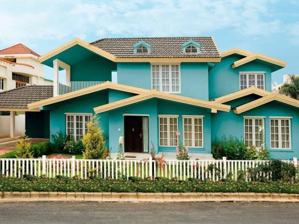 Hướng dẫn cách phối màu phù hợp cho toàn bộ ngôi nhà