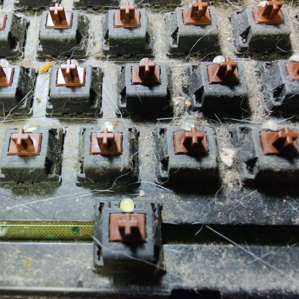 Hướng dẫn cách vệ sinh bàn phím tại nhà miễn phí