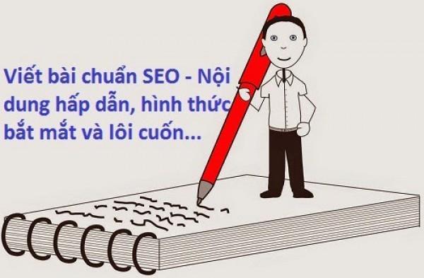 Hướng dẫn cách viết bài chuẩn seo cho website