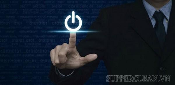 Hướng dẫn hẹn giờ tắt máy tính