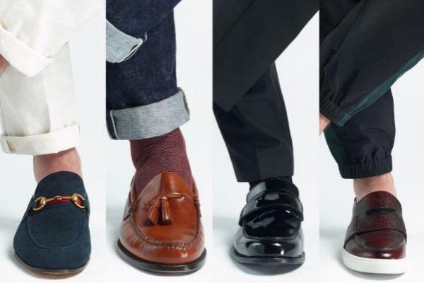 Hướng dẫn phối đồ phù hợp với giày Loafer nam