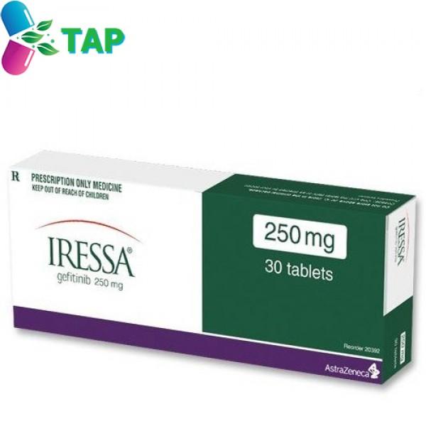 Iressa - Thuốc điều trị ung thư phổi