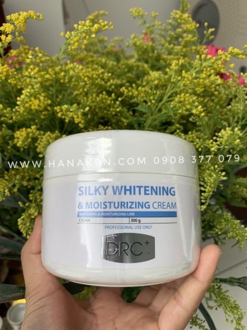 Kem dưỡng trắng da Silky Whitening