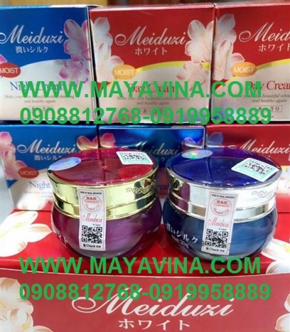 Kem Meiduzi day cream,night cream