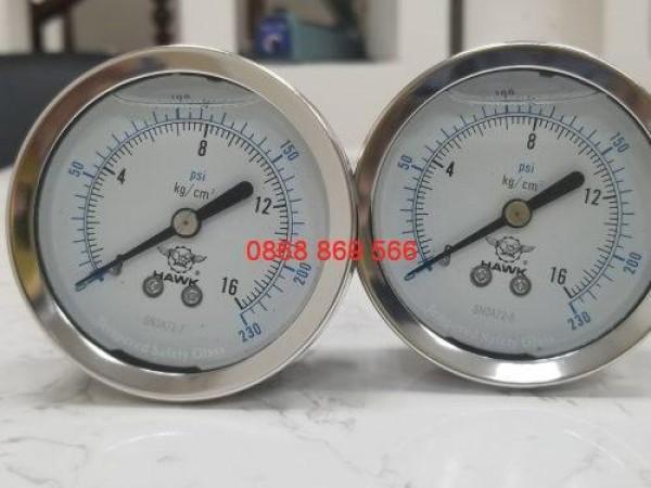 Khái quát chung về đồng hồ đo áp suất Hawk