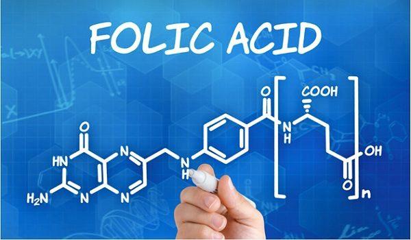 Khái quát về thành phần axit flolic và lượng folate cần thiết