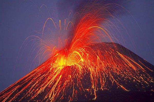 Khai thác năng lượng từ núi lửa