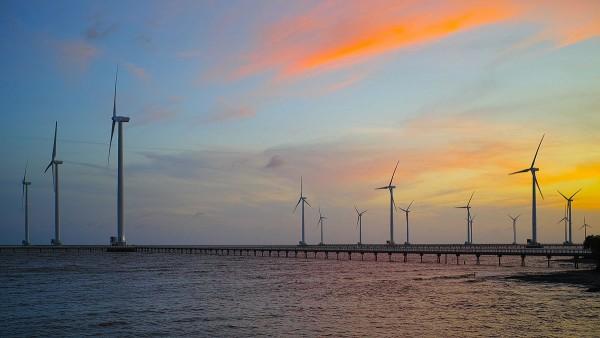 Khai thác tiềm năng điện gió và thế mạnh của vùng biển