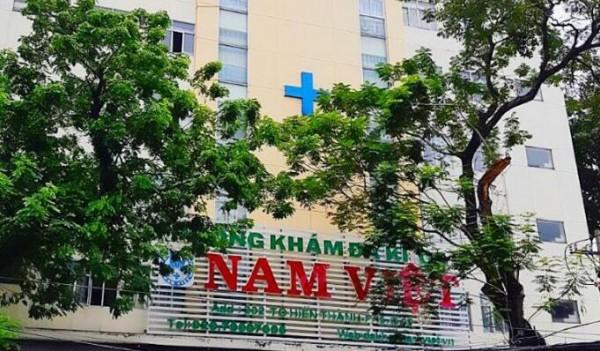 khám đa khoa Nam Việt tô hiến thành