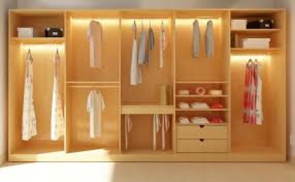 Khám phá cách sắp xếp tủ quần áo khoa học nhất