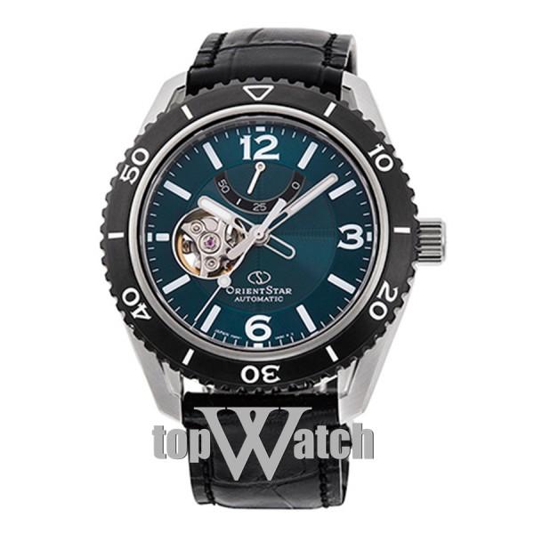Khám phá đồng hồ Orient Star xanh cổ vịt độc đáo, cực cuốn hút