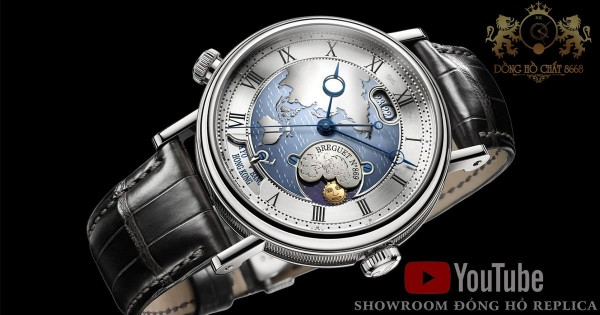 Khám phá siêu phẩm đồng hồ Breguet Replica siêu cấp