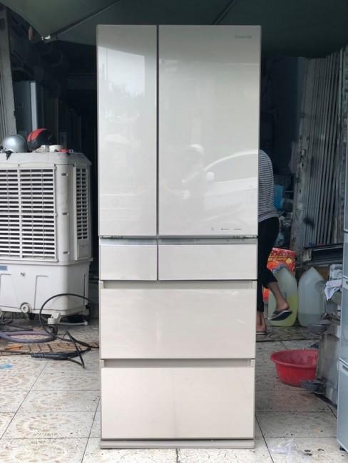 Khám phá Tủ lạnh PANASONIC NR-F518XG 505L Date 2014