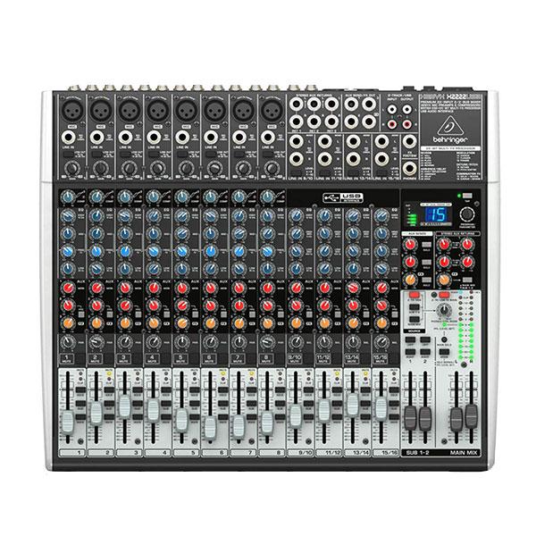 khangphudataudio.com - địa chỉ uy tín bán bàn mixer Behringer giá rẻ