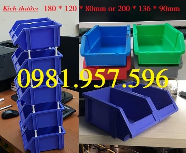 Khay nhựa đựng dụng cụ, khay nhựa có chân chống, khay nhựa chống tầng
