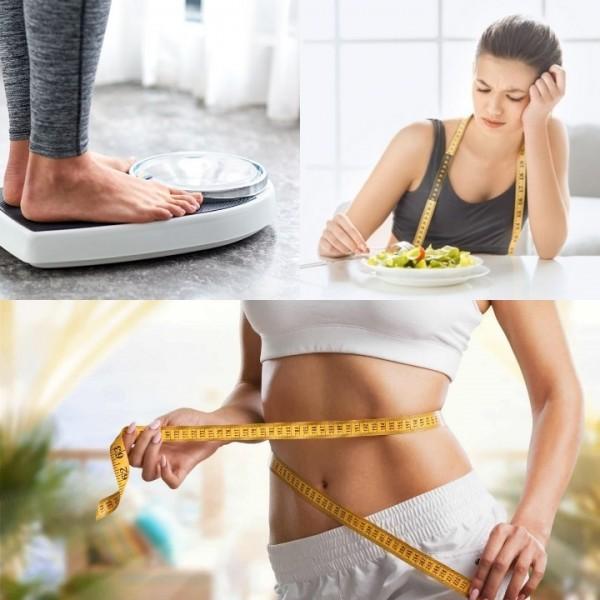 Khi giảm cân có khi mắc những sai lầm không nên có
