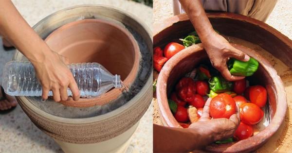 Không cần cắm điện vẫn giữ thức ăn tươi ngon đến 27 ngày
