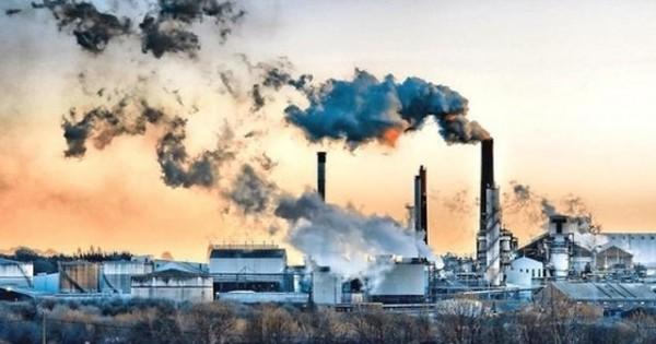 Không khí ô nhiễm có một tác động đáng kể tới tổng lượng dòng chảy