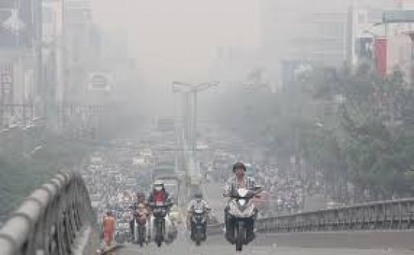 Không khí ô nhiểm gây ảnh hưởng đến hàng triệu người