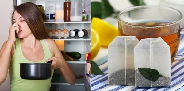 Khử mùi ngăn đá tủ lạnh với nguyên liệu rẻ tiền