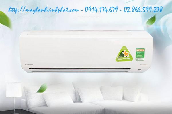 Khuyến mãi hấp dẫn khi Mua Máy lạnh treo tường DAIKIN FTC60NV1V tặng ngay quà hấp dẫn giá lại rẻ