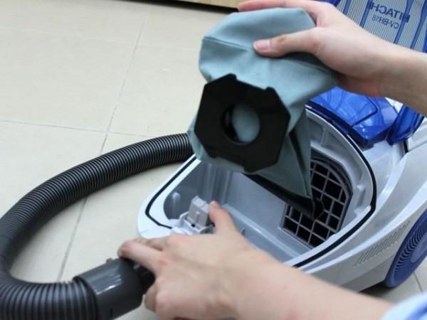 Kiểm tra máy hút bụi định kì để nâng cao tuổi thọ