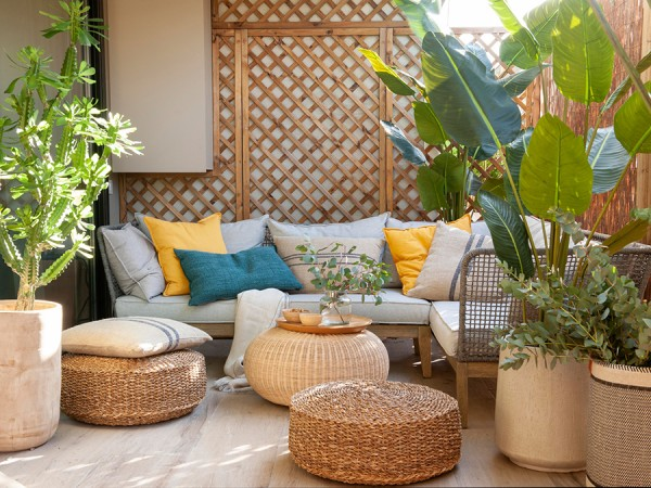 Kiến tạo một góc nghỉ ngơi yên tĩnh, thư thái trong vườn nhà