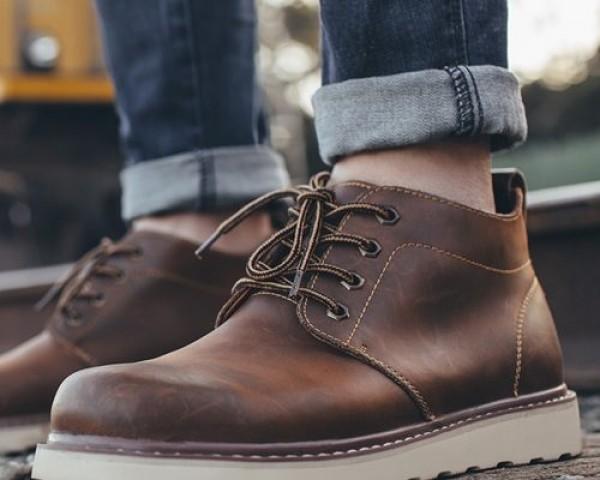 Kinh nghiệm chọn giày da cho phái mạnh