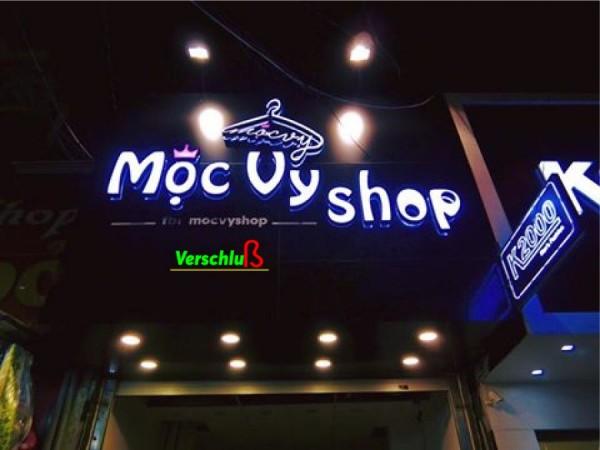 làm biển quảng cáo tại Long Biên - Biển quảng cáo cafe