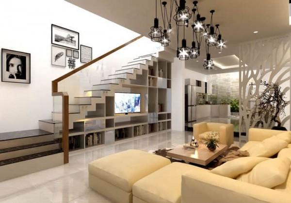 Làm đẹp cho tường nhà theo phong cách đối lập