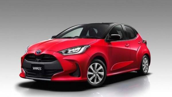 Làm mới Toyota Yaris bằng các phụ kiện