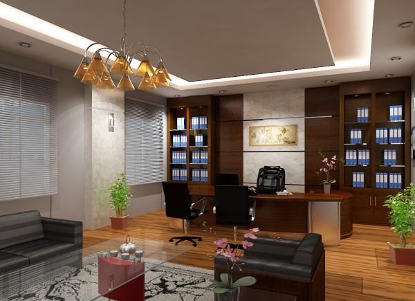 Làm mới văn phòng bằng độ nội thất hiện đại