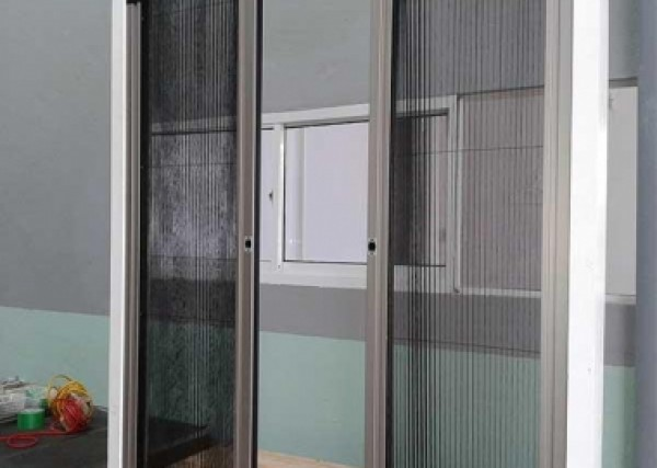 Lắp cửa lưới chống muỗi dạng lùa bình dương - 0908 852 130