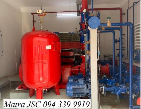 Lắp đặt hệ bơm tăng áp cho công trình cấp nước . 094 339 9919