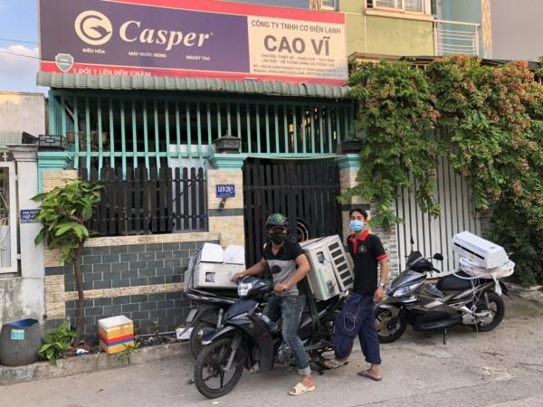 Lắp máy lạnh giá rẻ ở quận Gò Vấp hcm