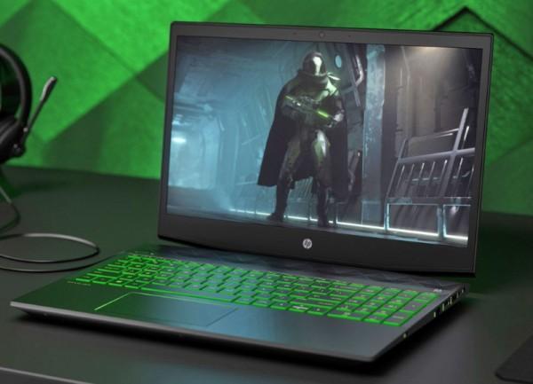 Laptop đồ họa dưới 20 triệu HP Pavilion Gaming 15