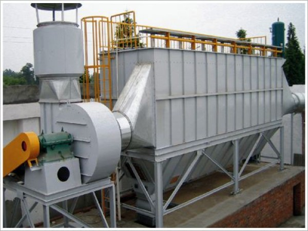 LỌC BỤI PPCS - PPCS DUST COLLECTOR