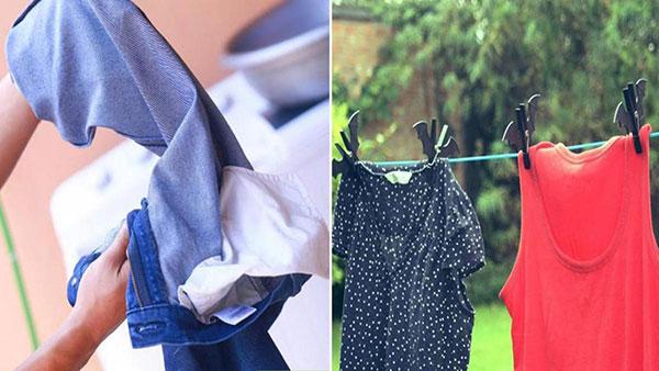 Lộn ngược quần áo khi phơi có thực sự tốt như bạn nghĩ