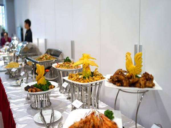 Lựa chọn đồ dùng cho tiệc Buffet Nhà hàng, Khách sạn