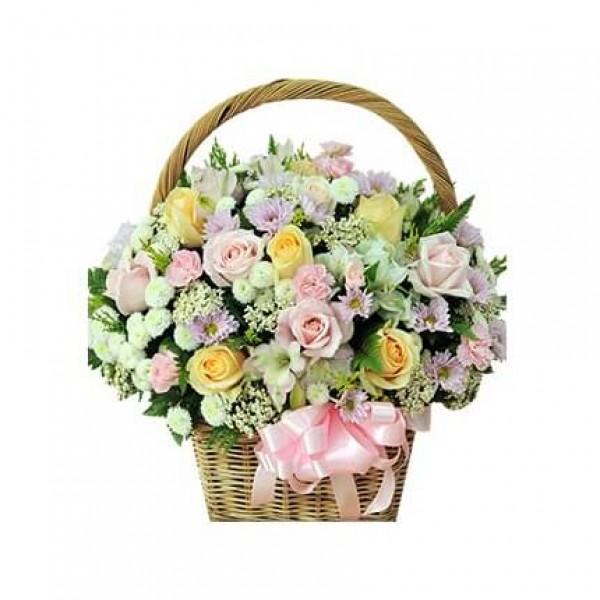 Lựa chọn màu hoa đẹp cho ngôi nhà