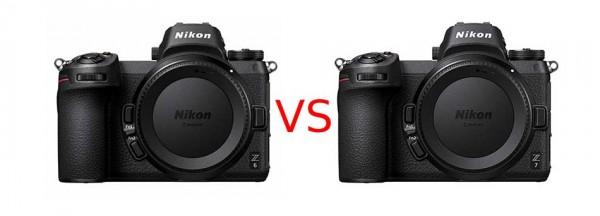 Lựa chọn máy ảnh Nikon Z7 hay Nikon Z6 phù hợp?