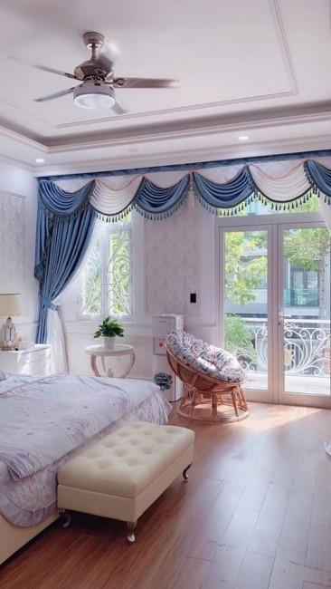 Lựa chọn Rèm cửa sổ căn hộ chung cư hiện đại