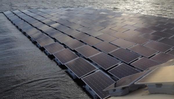 Luân Đôn xây cầu năng lượng mặt trời lớn nhất thế giới
