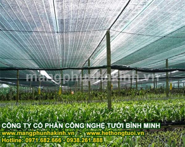 lưới che nắng,lưới cắt nắng, lưới che giảm nắng, thi công lưới che nắng thái lan