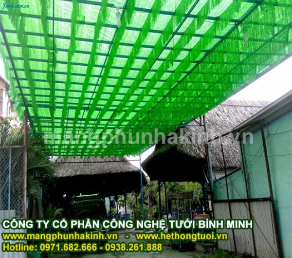 Lưới che nắng made in thái lan,lưới che nắng vườn lan, lưới che nắng dệt kim đài loan