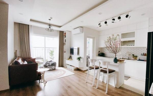 Lưu trữ gọn gàng và tiện dụng cho căn hộ nhỏ
