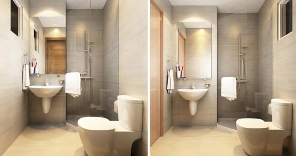 Lưu ý gì khi vệ sinh nhà tắm, nhà vệ sinh nhanh và hiệu quả