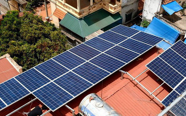 Lưu ý khi lắp điện mặt trời